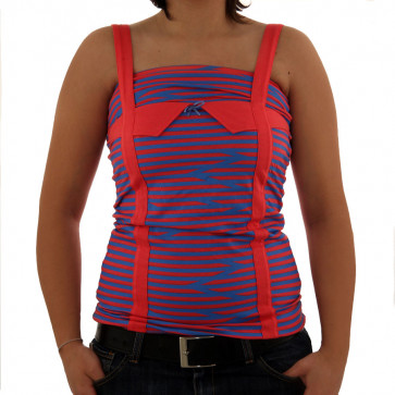 VOLCOM CANOTTA DONNA GOT THE BEAT TANK PINK
