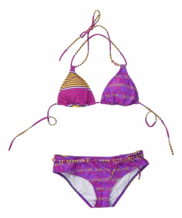 PROTEST BIKINI SYNDROM DEEP PURPLE