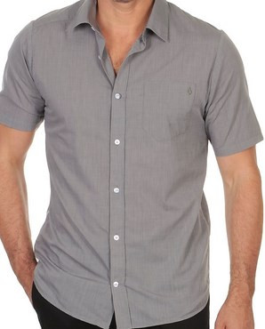 VOLCOM CAMICIA UOMO WHY FACTOR