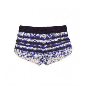 PROTEST SHORTS DONNA DITANY BEAT BLUE