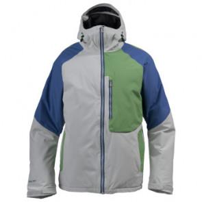BURTON GIACCA SNOWBOARD UOMO AK 2L TURBINE TOKE GRY/LUCA/ABSYN