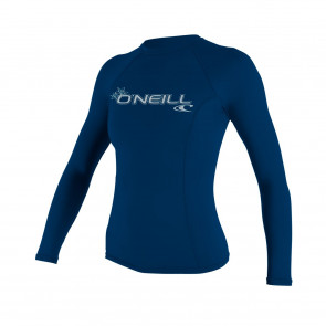 O'NEILL L-SHIRT LICRA DONNA WMS BASIC SKIN DEEP SEA