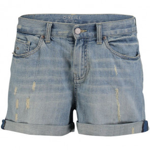 O'NEILL SHORT DONNA LW BOYFRIEND LIGHT AUTHENTIC BLUE