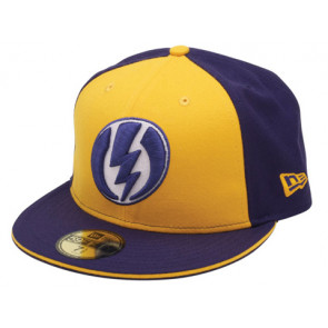 ELECTRIC VISUAL CAPPELLINO NEW ERA NE NBE 59FITTY FITTED CAP PUR
