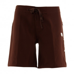 ELEMENT BOARDSHORT DONNA PLUNG CHOCOLATE