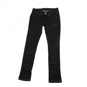 DC JEANS DONNA SQUARED DARK USED WASH