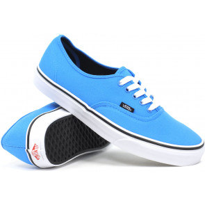 VANS SCARPE UOMO AUTHENTIC MALIBU BLUE/BLACK
