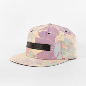 VOLCOM CAPPELLINO PRINTED GUY HAT ASG