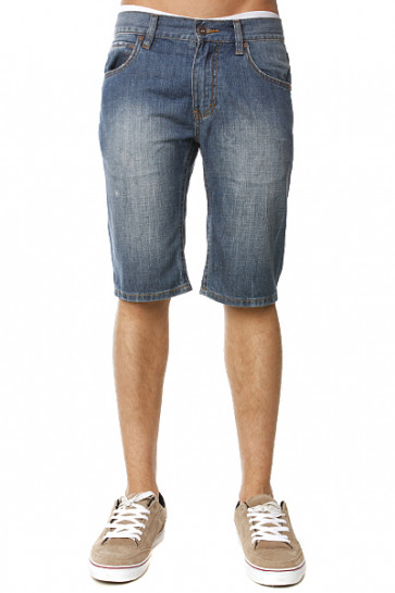 DC SHORTS UOMO FIXIE 2-VIN DENIM SHORT