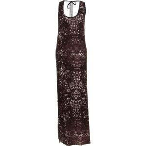 NIKITA VESTITO DONNA FIRTH DRESS ACID FUDGE