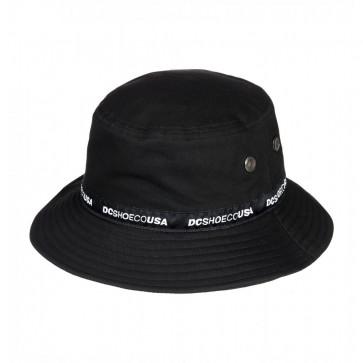 DC CAPPELLINO PESCATORE SCATCHER BLACK ADYHA03900