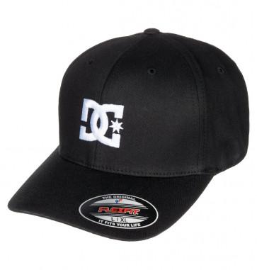 DC CAPPELLINO CAP STAR 2 BLK