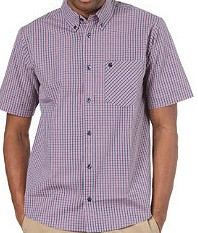 CARHARTT WIP CAMICIA UOMO BLESSER MONSOON CHECK