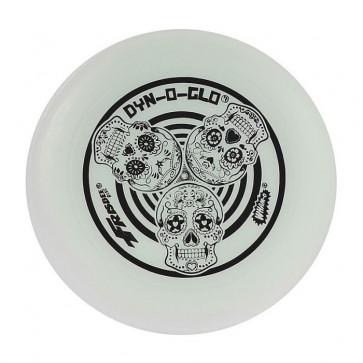 WHAM-O FRISBEE DISC DYN-O-GLO 130 GRAMMI