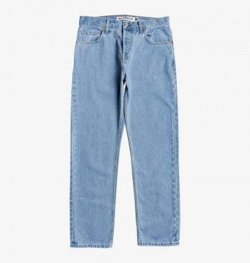 DC PANTALONI UOMO WORKER RELAXED RIGID VINTAGE BLEACH