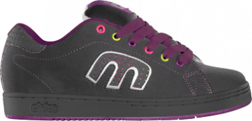 ETNIES SCARPA DONNA CALLICUT GREY PURPLE