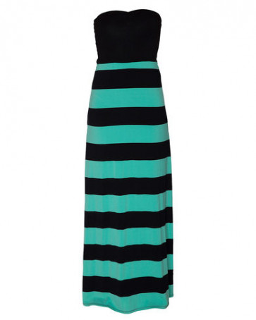 HURLEY VESTITO TOMBOY MAXI DRESS