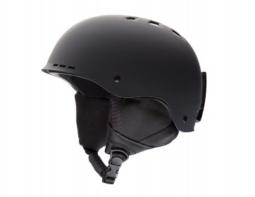 SMITH CASCO UOMO HOLT MATTE BLACK/ NOIR MAT