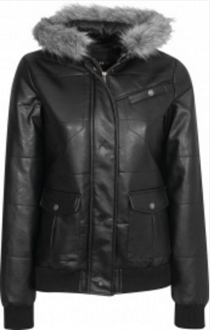 VOLCOM GIACCA DONNA LIVED IN JACKET BLK