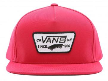 VANS CAPPELLINO FULL PATCH SNAPBACK JAZZY