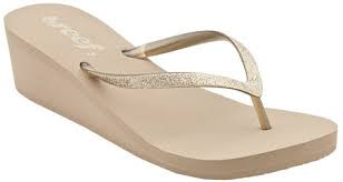 REEF INFRADITO DONNA KRYSTAL STAR TAUPE CHAMPAGNE