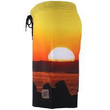 SANTA CRUZ BOARDSHORT UOMO LIGHTHOUSE SUNSET
