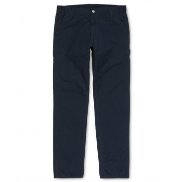 CARHARTT WIP PANTALONI UOMO LINCOLN SINGLE KNEE DUKE BLUE