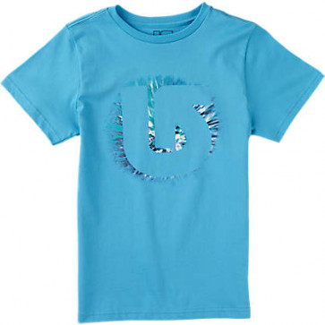 BURTON T-SHIRT BAMBINO BOYS MAGIC SS PROCESS CYAN