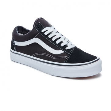 VANS SCARPE UOMO DONNA OLD SKOOL BLACK WHITE