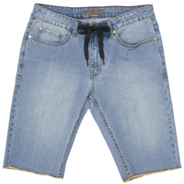ELEMENT SHORTS UOMO OWEN WK INDIGO FROTH