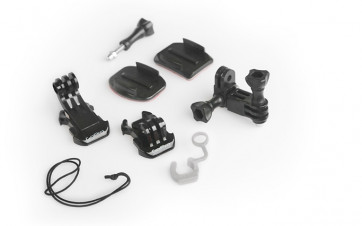 GOPRO VIDEOCAMERA ACCESSORI DI FISSAGGIO SPARE PARTS GRAB BAG