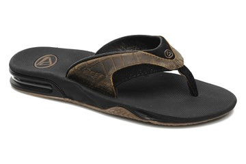 REEF INFRADITO UOMO LEATHER FANNING BPL