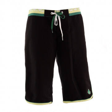 "REEF BOARDSHORT DONNA I HEART REEF 14"" BLK"