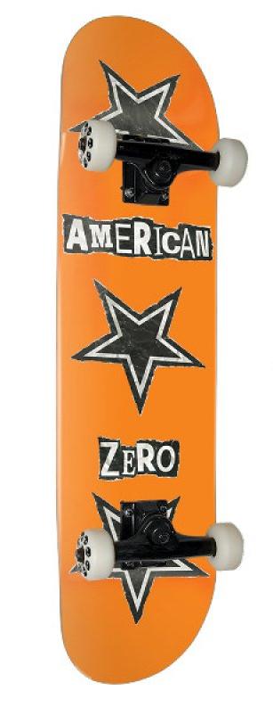 """ZERO SKATEBOARD COMPLETO AMERICAN ZERO 8,0"""""""