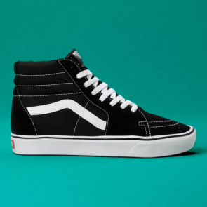 VANS SCARPE UOMO CONFYCUSH SK8-HI BLACK/TRUE WHITE