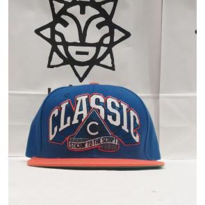 CLASSIC CAPPELLINO SNAPBACK BLUE/ORANGE