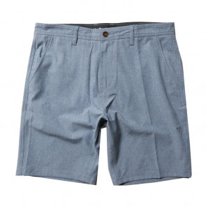 "VISSLA BOARDSHORT UOMO CANYONS HYBRID 19"" DARK DENIM"