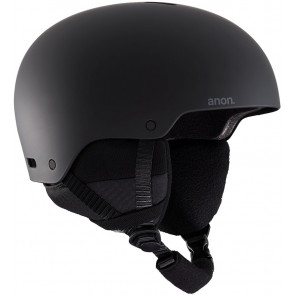 ANON CASCO UOMO RAIDER 3 BLACK