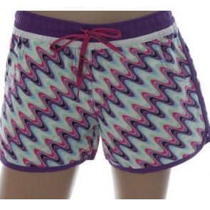 PROTEST BOARDSHORT DONNA HEARN PURPLE ASH