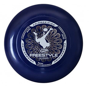 WHAM-O FRISBEE DISC FREESTYLE BLUE 160 GRAMMI