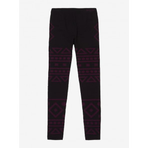 BURTON PANTALONI DONNA WB ACTIVE SEAMLESS TIGHT DECO