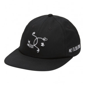 DC CAPPELLINO ANY COLOR BLACK