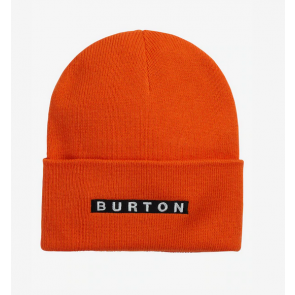 BURTON BERRETTO BEANIE UOMO ALL ORANGE