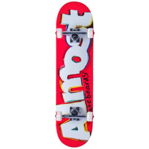 """ALMOST SKATEBOARD COMPLETO NEO EXPRESS FP RED 8.0"""""""