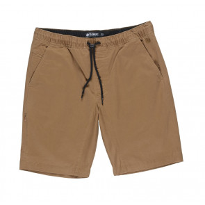 ELEMENT SHORTS UOMO ALTONA WK BRONCO BROWN
