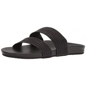REEF SANDALI DONNA CUSCION BOUNCE SLIDE BLACK