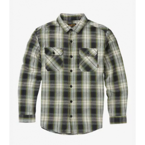 BURTON CAMICIA UOMO MB BRIGHTON FOREST NIGHT LUDLOW PLAID