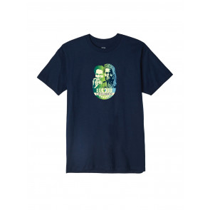OBEY T-SHIRT UOMO CHILDREN INC. NAVY
