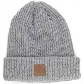 OBEY BERRETTO BEANIE UOMO/DONNA COOP BEANIE HEATHER GREY
