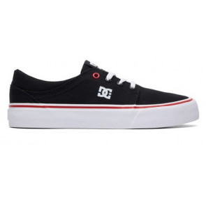 DC SCARPE DONNA TRASE TX EAC BLACK/WHITE/RED